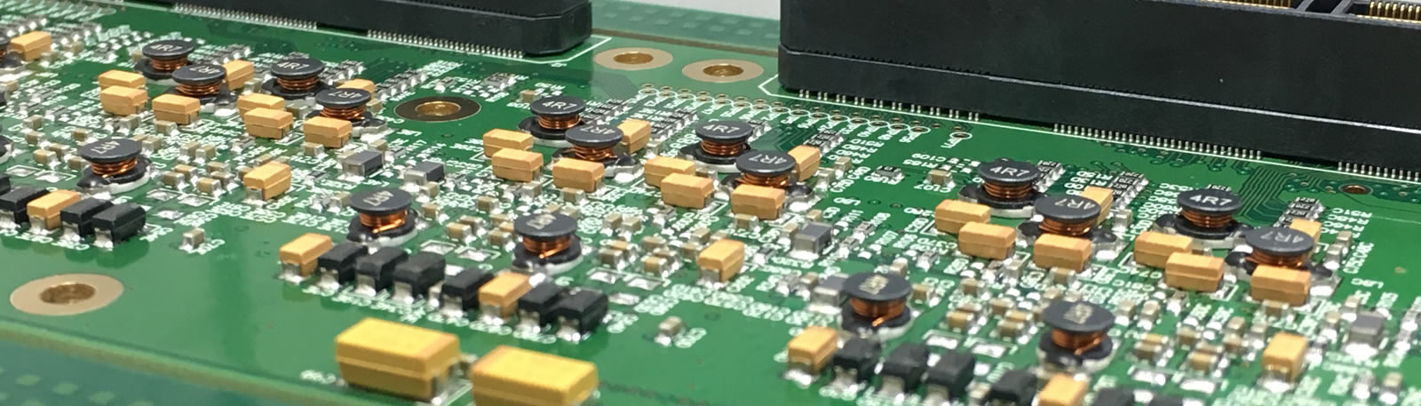 Circuit board production line